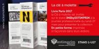 """ImeByEstimprim invite la Clé à molette sur son stand pour la collection """"en petite forme"""""""