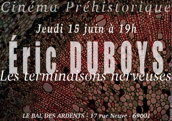 Eric Duboys au Bal des Ardents