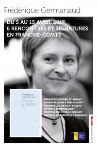 Frédérique Germanaud Franche-Comté avril 2017
